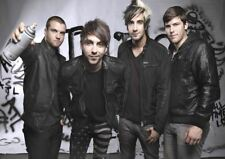 ALL TIME LOW SPRAY MUSIC BAND PHOTO A3 ART PRINT POSTER YF5019