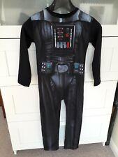 STAR WARS Darth Vader  Boys Fancy Dress Costume. Age 6-7 Years.