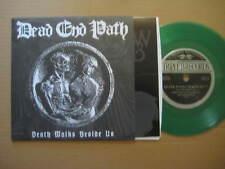 """DEAD END PATH Death Walks Beside Us USA 7"""" SINGLE 2010 - TBR 021 - HARDCORE PUNK"""