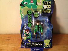 RARE NEW SEALED Ben 10 Alien Force BEN TENNYSON ACTION FIGURE TOY - RARE