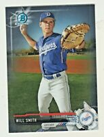 2017 Bowman Chrome Draft #BDC-116 WILL SMITH RC Rookie Dodgers QTY AVAILABLE