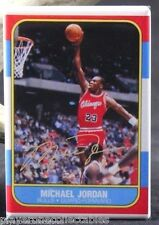 "Michael Jordan Rookie Card 2"" X 3"" Fridge Magnet. Chicago Bulls NBA Air Jordan!"