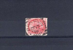 Canada MB Manitoba - Brandon 1899 Squared Circle - SON Cancel 2c Numeral Stamp