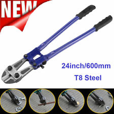 "24""in Heavy Duty Bolt Cutter Chrome Alloy Jaws Chain Lock Cable Cut Padlock Tool"