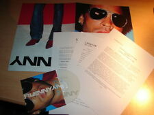 LENNY KRAVITZ - DIG IN - RARE EURO PRESS PACK + CD !!!