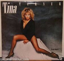 "TINA TURNER~""PRIVATE DANCER""~ORIGINAL LABEL ""EX/EX""~LP!!!"