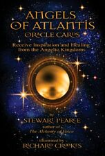 Angels Of Atlantis Oracle Cards by Stewart Pearce NEW