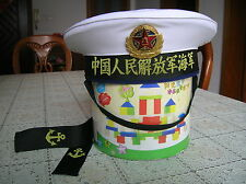 04's series China PLA Navy Soldier Seaman Hat