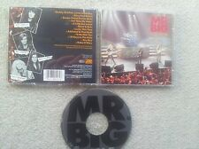 MR.BIG LIVE GERMAN COLLECTORS EDITION CD 1992