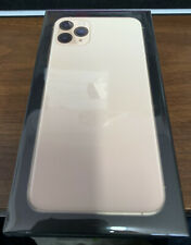 Apple iPhone 11 ProMax 256GB GOLD 2161 AT&T - BLACKLISTED-READ