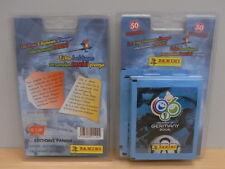 Panini WK Blister (versie: Belgium ) 10x zakje Tute / Packet WC Germany 2006