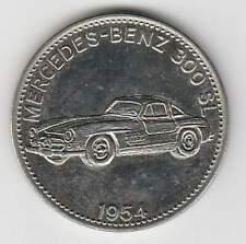 Shell penning sportwagens (17): Mercedes-Benz 300 SL - 1954