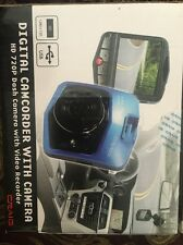 Craig Digital Camcorder With Camera HD 720P Dash Camera with Video Recorder