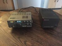 Kenwood Ts-430s Am/Fm/Usb/Lsb/Cw Ham Cb Radio HF Transceiver Bundle PS-30