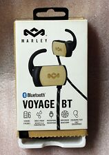 HOUSE OF MARLEY VOYAGER BT WIRELESS BLUETOOTH IN-EAR HEADPHONE - EM-FE053-SB