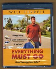 Everything Must Go new blu-ray Will Ferrell Rebecca Hall Michael Pena Laura Dern