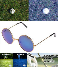 9163ccd69ed Style Rétro Rond Lentille Golf Ball Finder Lunettes Localisateur  Retriever-Fourn.