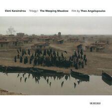 Eleni Karaindrou-the Weeping Meadow CD 16 tracks Colonna sonora/film musica NUOVA