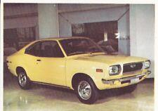 MAZDA 818 Coupé * Sammelbild * sticker * 1972