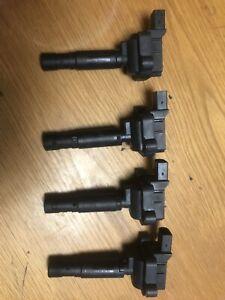 4 Zündspulen original Mercedes CL203 W203 S202 W210 R170 A0001501580