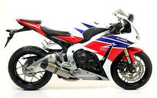 Terminale Indy-Race Approved in titanio Arrow Honda CBR 1000 RR 2012>2013