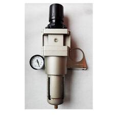 Aw5000 10 14 Air Filter Regulator Moisture Trap Pressure Gauge Compressor