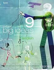Oxford Big Ideas ENGLISH 9 Australian Curriculum Obook Code Card by Mark...