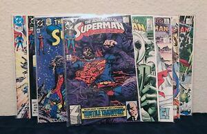 DC Comics Adventures of Superman Comics (50 Comic Lot)