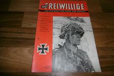 der FREIWILLIGE # 6 / 1960 -- INVASIONSFRONT NORMANDIE // Kameraden-Suchdienst