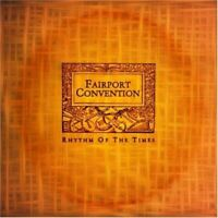 FAIRPORT CONVENTION rhythm of the times (CD, compilation, 2003) folk rock, folk,