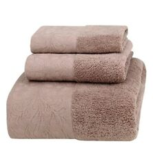 Premium Spa & Hotel Bath Towel Set, 100% Cotton, Highly Absorbent, Super Soft...