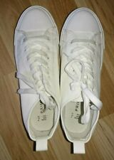 Primark White Trainers UK Size 8