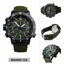 Citizen Eco-Drive Promaster Professional Altichron watch .BN4045-12X BNIB,