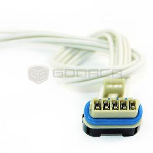 1x Connector 5-way for Chevrolet EGR Valve PT1154