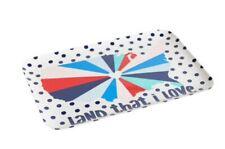 Pier 1 4th of July Land That I Love Patriotic Melamine Platter