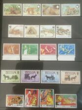 COMMONWEALTH QEII MNH SETS x 5