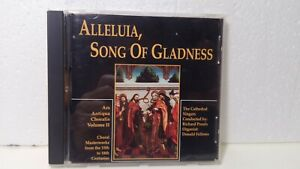 Rare Alleluia Song Of Gladness From GIA Productions 1993 cd11466