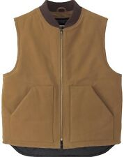 Unisex Heavy Insulated Adult Canvas Vest Small