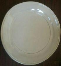NEW VIETRI VIVA NATURAL SET OF 4 DINNER PLATES