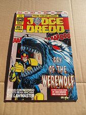 Judge Dredd (vol 2) 1. Quality Comics 1986 -  NM - minus