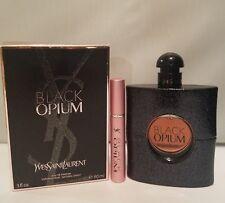 Yves Saint Laurent Black Opium Perfume Travel Atomizer Spray 5ML