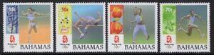BAHAMAS SG1490/3 2008 OLYMPIC GAMES MNH