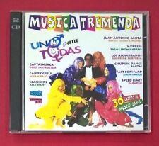 Musica Tremenda - 2 CDs - USADO - BUEN ESTADO