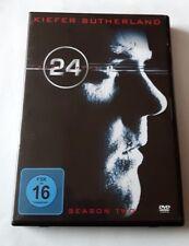 DVD - 24 - Staffel 2 (2004)   - 7 DVD´S