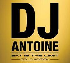 DJ ANTOINE - SKY IS THE LIMIT (GOLD EDITION)  CD NEU
