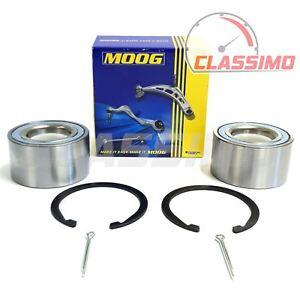 Moog Rear Wheel Bearing Kit Pair for TOYOTA MR2 SW20 - all models - 1990 to 1999