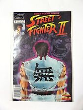Street Fighter II Comic #8 1994 Tokuma shoten manga Capcom