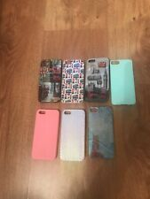 Iphone 5 cases, great variety, excellent condition