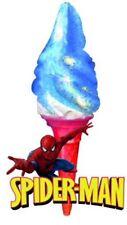 ICE CREAM VAN STICKERS Spider-Man