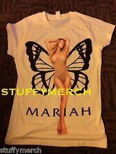 Mariah Carey Official Rare Elusive Chanteuse Show Tour Ladies Medium Shirt Idont